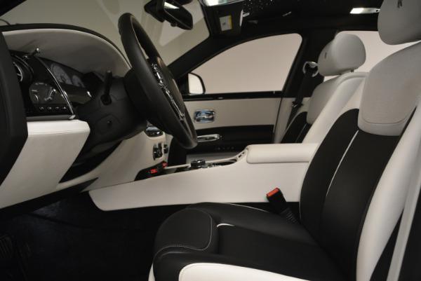 Used 2017 Rolls-Royce Ghost Black Badge for sale Sold at Alfa Romeo of Westport in Westport CT 06880 19