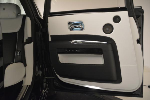 Used 2017 Rolls-Royce Ghost Black Badge for sale Sold at Alfa Romeo of Westport in Westport CT 06880 22