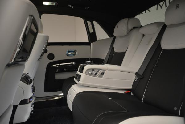 Used 2017 Rolls-Royce Ghost Black Badge for sale Sold at Alfa Romeo of Westport in Westport CT 06880 24