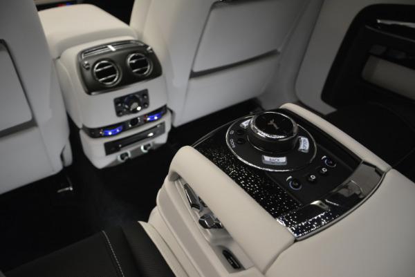 Used 2017 Rolls-Royce Ghost Black Badge for sale Sold at Alfa Romeo of Westport in Westport CT 06880 25