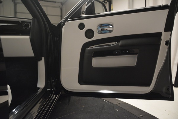 Used 2017 Rolls-Royce Ghost Black Badge for sale Sold at Alfa Romeo of Westport in Westport CT 06880 26