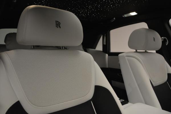 Used 2017 Rolls-Royce Ghost Black Badge for sale Sold at Alfa Romeo of Westport in Westport CT 06880 27
