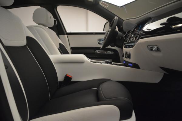 Used 2017 Rolls-Royce Ghost Black Badge for sale Sold at Alfa Romeo of Westport in Westport CT 06880 28
