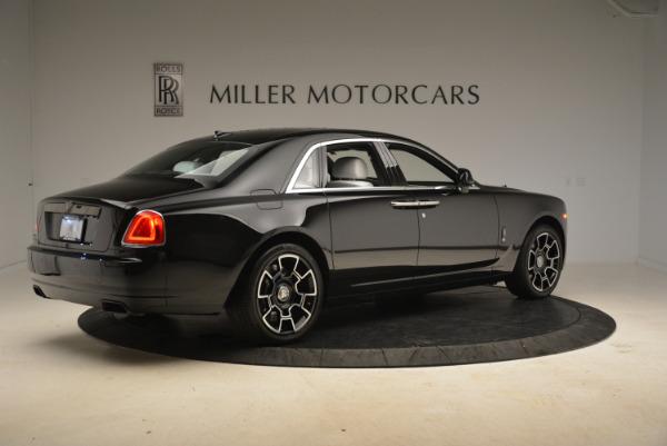 Used 2017 Rolls-Royce Ghost Black Badge for sale Sold at Alfa Romeo of Westport in Westport CT 06880 6