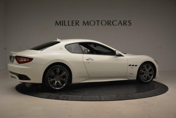 Used 2016 Maserati GranTurismo Sport for sale $61,900 at Alfa Romeo of Westport in Westport CT 06880 10