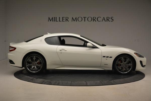 Used 2016 Maserati GranTurismo Sport for sale $61,900 at Alfa Romeo of Westport in Westport CT 06880 11