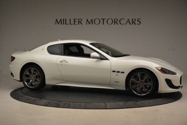 Used 2016 Maserati GranTurismo Sport for sale $61,900 at Alfa Romeo of Westport in Westport CT 06880 12
