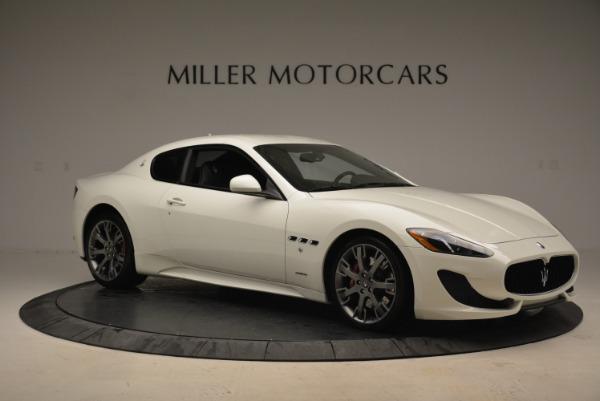 Used 2016 Maserati GranTurismo Sport for sale $61,900 at Alfa Romeo of Westport in Westport CT 06880 13