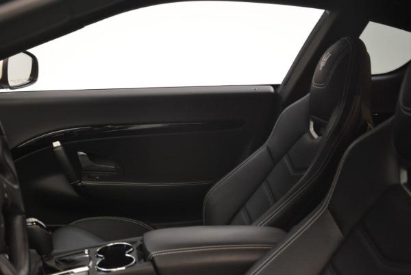 Used 2016 Maserati GranTurismo Sport for sale $61,900 at Alfa Romeo of Westport in Westport CT 06880 15