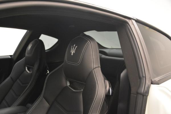 Used 2016 Maserati GranTurismo Sport for sale $61,900 at Alfa Romeo of Westport in Westport CT 06880 17