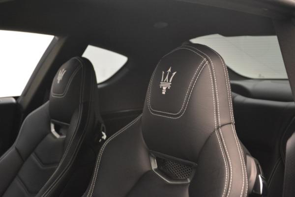 Used 2016 Maserati GranTurismo Sport for sale $61,900 at Alfa Romeo of Westport in Westport CT 06880 18