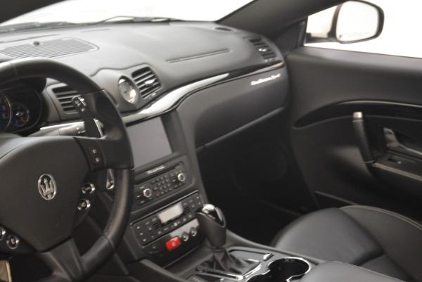 Used 2016 Maserati GranTurismo Sport for sale $61,900 at Alfa Romeo of Westport in Westport CT 06880 19