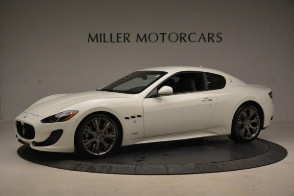 Used 2016 Maserati GranTurismo Sport for sale $61,900 at Alfa Romeo of Westport in Westport CT 06880 2