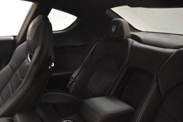 Used 2016 Maserati GranTurismo Sport for sale $61,900 at Alfa Romeo of Westport in Westport CT 06880 22