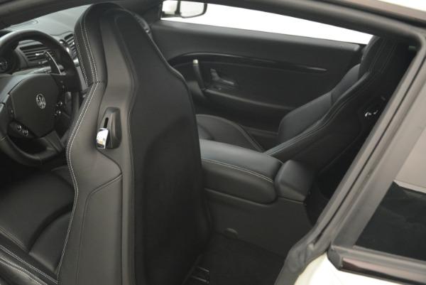Used 2016 Maserati GranTurismo Sport for sale $61,900 at Alfa Romeo of Westport in Westport CT 06880 23