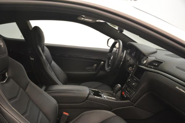 Used 2016 Maserati GranTurismo Sport for sale $61,900 at Alfa Romeo of Westport in Westport CT 06880 24