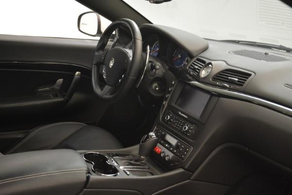 Used 2016 Maserati GranTurismo Sport for sale $61,900 at Alfa Romeo of Westport in Westport CT 06880 25