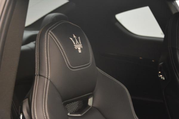 Used 2016 Maserati GranTurismo Sport for sale $61,900 at Alfa Romeo of Westport in Westport CT 06880 27
