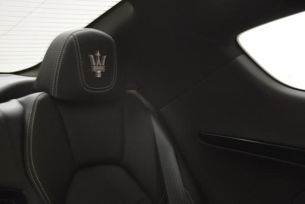 Used 2016 Maserati GranTurismo Sport for sale $61,900 at Alfa Romeo of Westport in Westport CT 06880 28