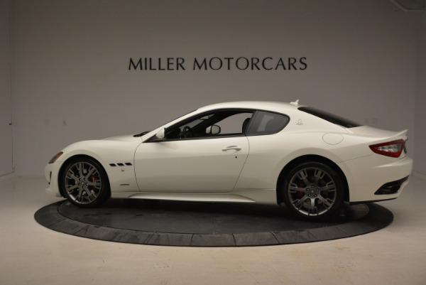 Used 2016 Maserati GranTurismo Sport for sale $61,900 at Alfa Romeo of Westport in Westport CT 06880 4