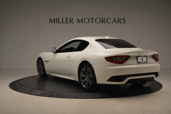Used 2016 Maserati GranTurismo Sport for sale $61,900 at Alfa Romeo of Westport in Westport CT 06880 6