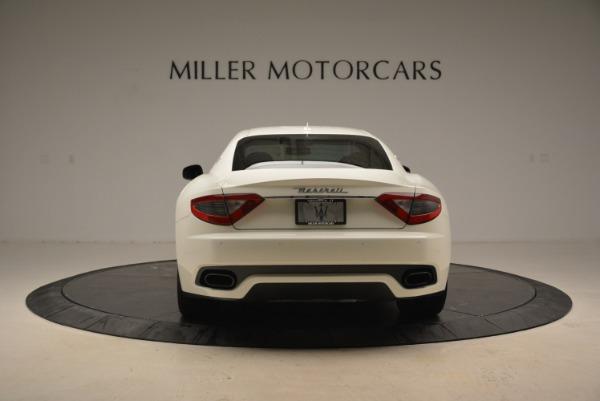 Used 2016 Maserati GranTurismo Sport for sale $61,900 at Alfa Romeo of Westport in Westport CT 06880 7