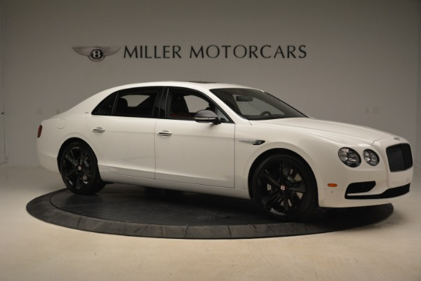New 2018 Bentley Flying Spur V8 S Black Edition for sale Sold at Alfa Romeo of Westport in Westport CT 06880 10