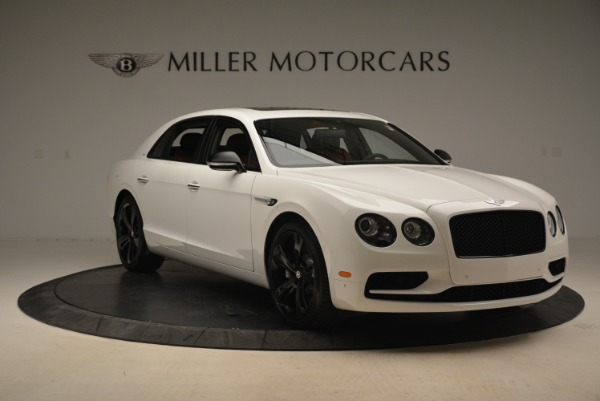 New 2018 Bentley Flying Spur V8 S Black Edition for sale Sold at Alfa Romeo of Westport in Westport CT 06880 11