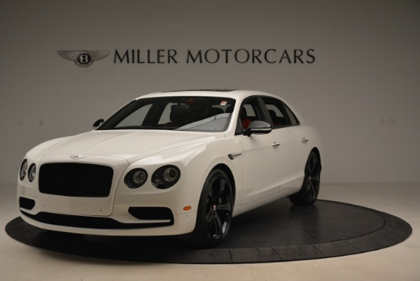 New 2018 Bentley Flying Spur V8 S Black Edition for sale Sold at Alfa Romeo of Westport in Westport CT 06880 1