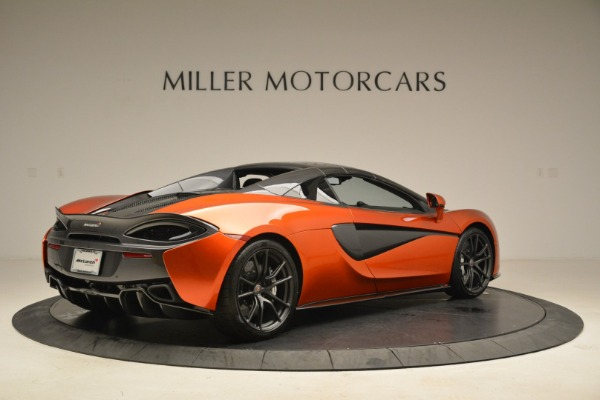 New 2018 McLaren 570S Spider for sale Sold at Alfa Romeo of Westport in Westport CT 06880 19