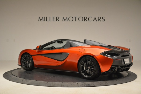 New 2018 McLaren 570S Spider for sale Sold at Alfa Romeo of Westport in Westport CT 06880 4