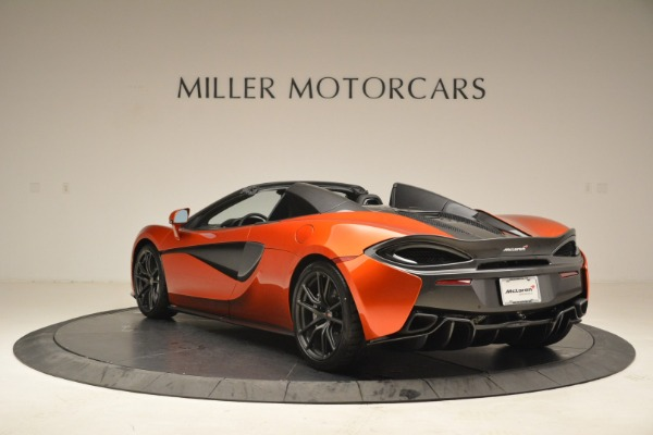 New 2018 McLaren 570S Spider for sale Sold at Alfa Romeo of Westport in Westport CT 06880 5