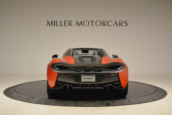 New 2018 McLaren 570S Spider for sale Sold at Alfa Romeo of Westport in Westport CT 06880 6