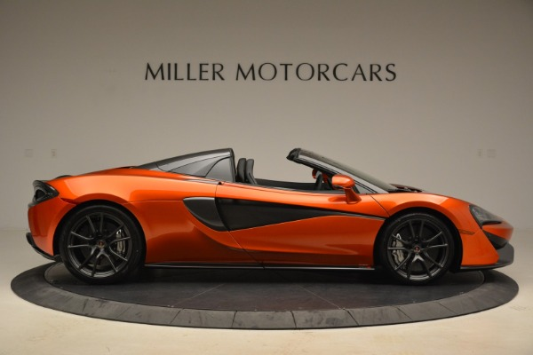New 2018 McLaren 570S Spider for sale Sold at Alfa Romeo of Westport in Westport CT 06880 9