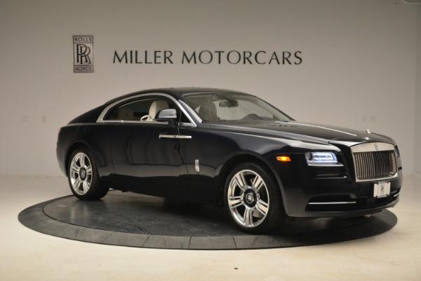 Used 2015 Rolls-Royce Wraith for sale Sold at Alfa Romeo of Westport in Westport CT 06880 11