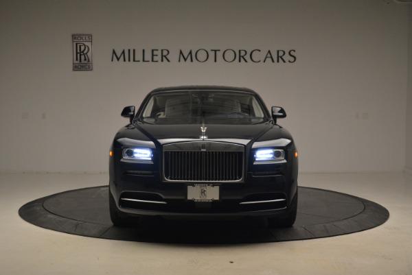 Used 2015 Rolls-Royce Wraith for sale Sold at Alfa Romeo of Westport in Westport CT 06880 12