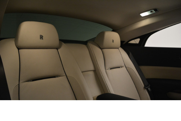 Used 2015 Rolls-Royce Wraith for sale Sold at Alfa Romeo of Westport in Westport CT 06880 26