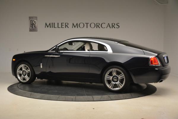 Used 2015 Rolls-Royce Wraith for sale Sold at Alfa Romeo of Westport in Westport CT 06880 4
