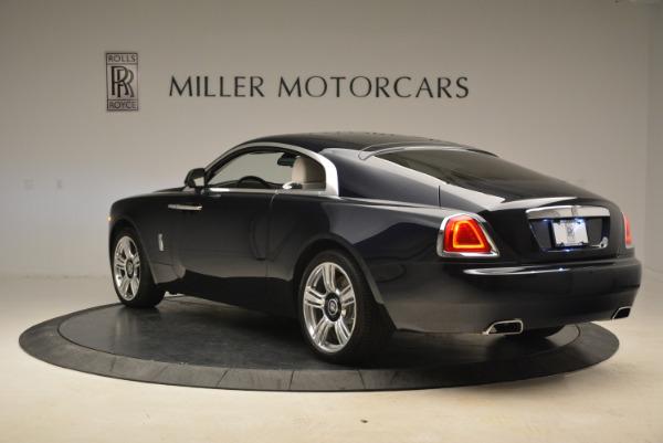 Used 2015 Rolls-Royce Wraith for sale Sold at Alfa Romeo of Westport in Westport CT 06880 5