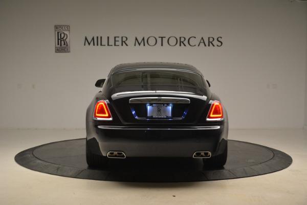 Used 2015 Rolls-Royce Wraith for sale Sold at Alfa Romeo of Westport in Westport CT 06880 6