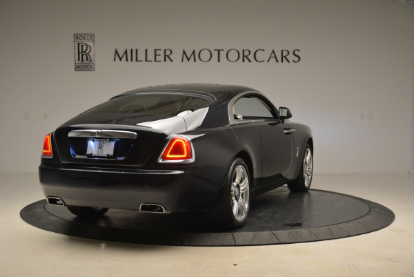Used 2015 Rolls-Royce Wraith for sale Sold at Alfa Romeo of Westport in Westport CT 06880 7