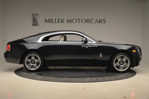 Used 2015 Rolls-Royce Wraith for sale Sold at Alfa Romeo of Westport in Westport CT 06880 9