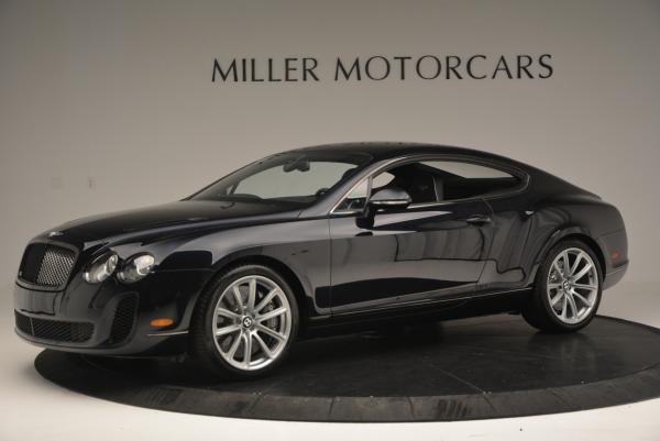 Used 2010 Bentley Continental Supersports for sale Sold at Alfa Romeo of Westport in Westport CT 06880 2