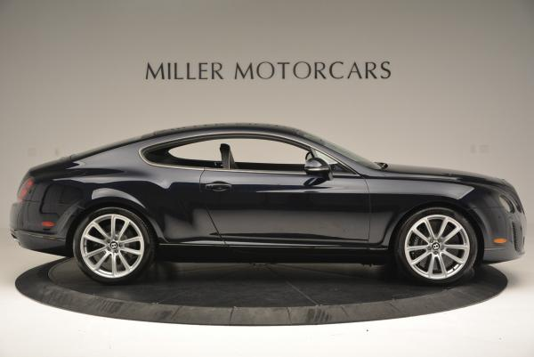 Used 2010 Bentley Continental Supersports for sale Sold at Alfa Romeo of Westport in Westport CT 06880 9