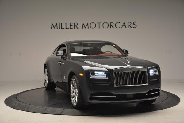 Used 2016 Rolls-Royce Wraith for sale Sold at Alfa Romeo of Westport in Westport CT 06880 11
