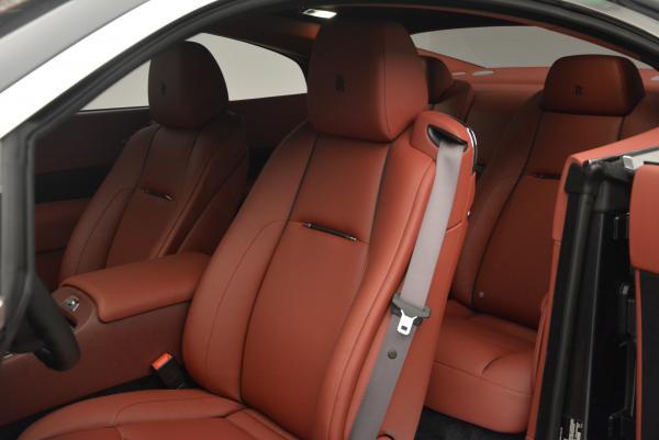Used 2016 Rolls-Royce Wraith for sale Sold at Alfa Romeo of Westport in Westport CT 06880 16