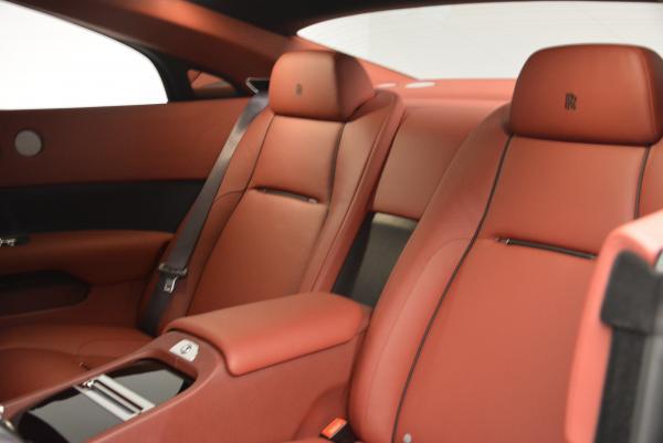 Used 2016 Rolls-Royce Wraith for sale Sold at Alfa Romeo of Westport in Westport CT 06880 18