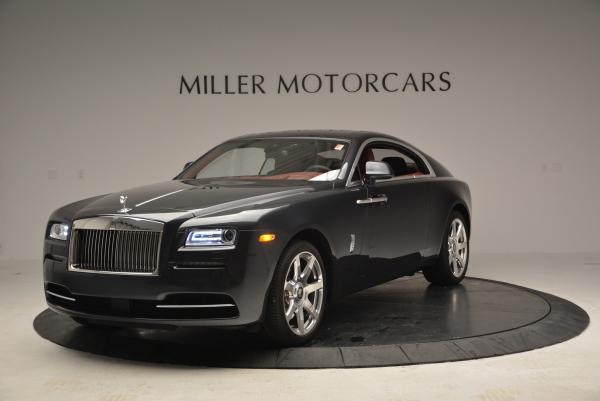 Used 2016 Rolls-Royce Wraith for sale Sold at Alfa Romeo of Westport in Westport CT 06880 3
