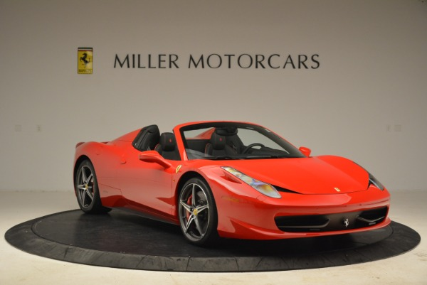 Used 2014 Ferrari 458 Spider for sale Sold at Alfa Romeo of Westport in Westport CT 06880 11