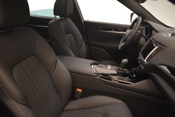 New 2018 Maserati Levante Q4 for sale Sold at Alfa Romeo of Westport in Westport CT 06880 21